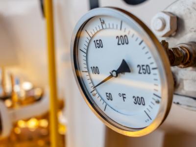 Tipos de controle de temperatura na indústria