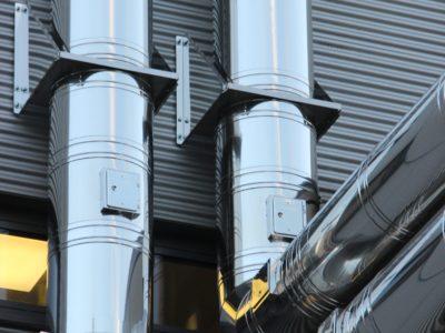 Como são feitos os tubos de ferro?