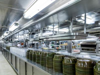 Maior produtividade nas cozinhas industriais