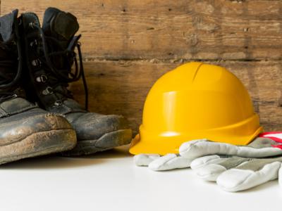 Modelos de botas de segurança com uso na indústria