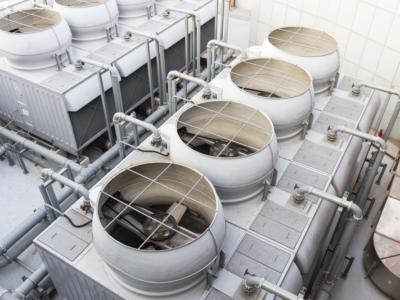 Na indústria, como é possível manter uma boa refrigeração?
