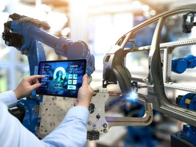 Automatizando a sua indústria
