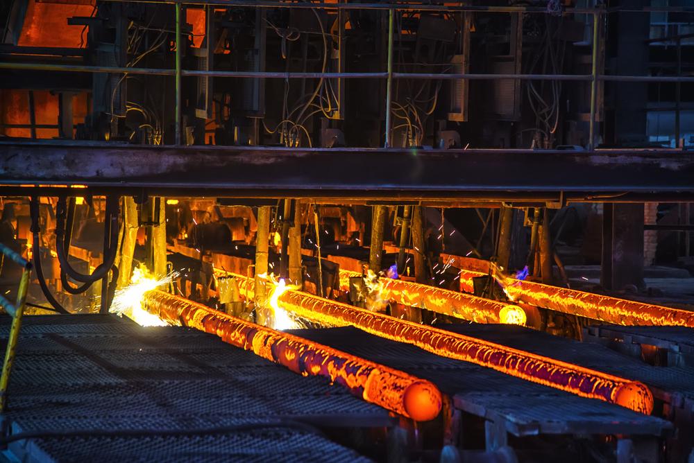 A tecnologia das máquinas e equipamentos industriais