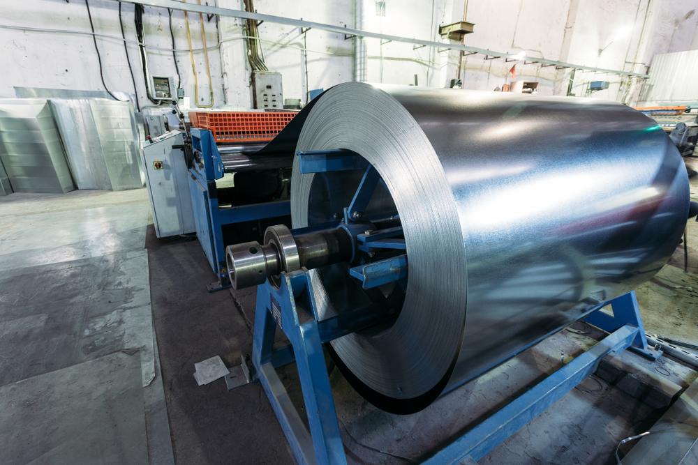 Chapas industriais: o que são e as principais aplicações
