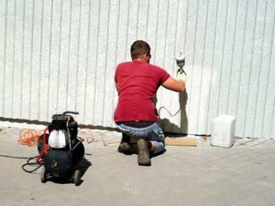 Consumidor exige qualidade na pintura industrial